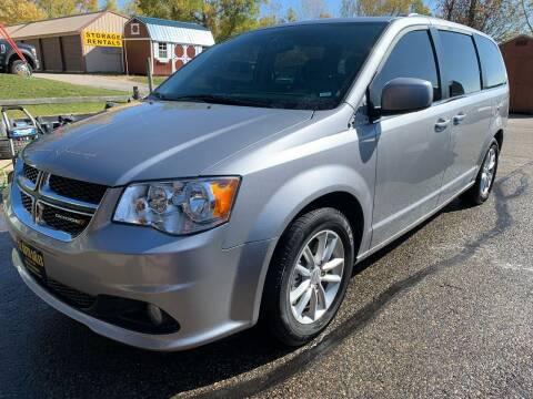2018 Dodge Grand Caravan for sale at 51 Auto Sales in Portage WI