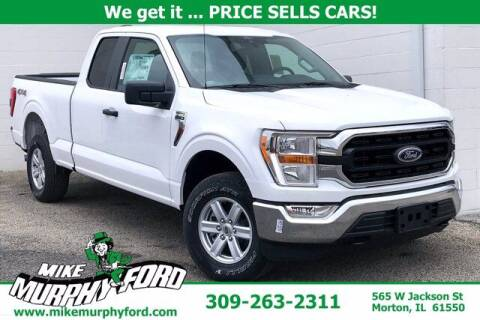 2021 Ford F-150 for sale at Mike Murphy Ford in Morton IL
