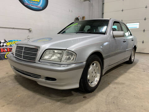 2000 Mercedes-Benz C-Class for sale at Waltz Sales LLC in Gap PA
