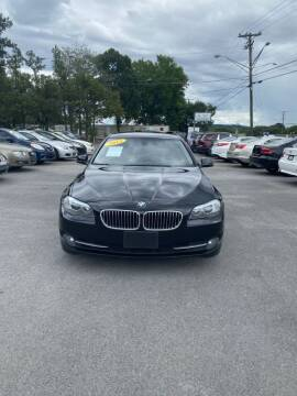 2013 BMW 5 Series for sale at Elite Motors in Knoxville TN