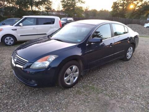 2007 Nissan Altima for sale at Seneca Motors, Inc. (Seneca PA) in Seneca PA