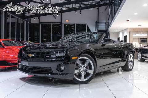 2013 Chevrolet Camaro for sale at Cj king of car loans/JJ's Best Auto Sales in Troy MI