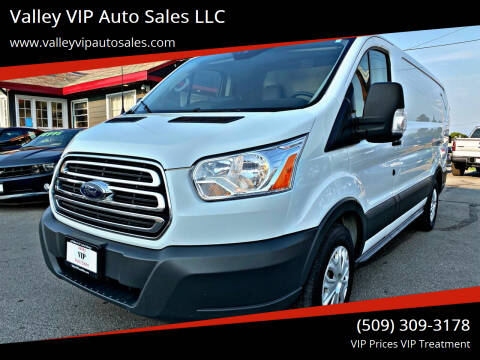 2017 Ford Transit Cargo for sale at Valley VIP Auto Sales LLC in Spokane Valley WA