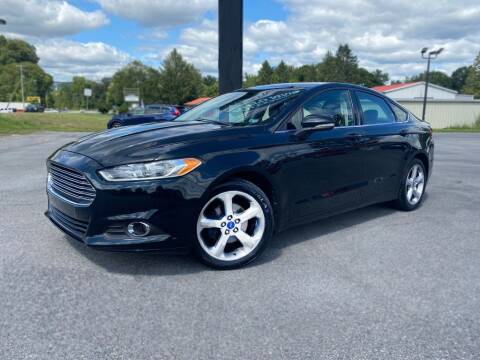 2014 Ford Fusion for sale at Alexandria Auto Mart LLC in Alexandria PA