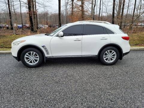 2012 Infiniti FX35 for sale at Car One in Essex MD