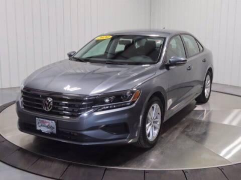 2020 Volkswagen Passat for sale at HILAND TOYOTA in Moline IL