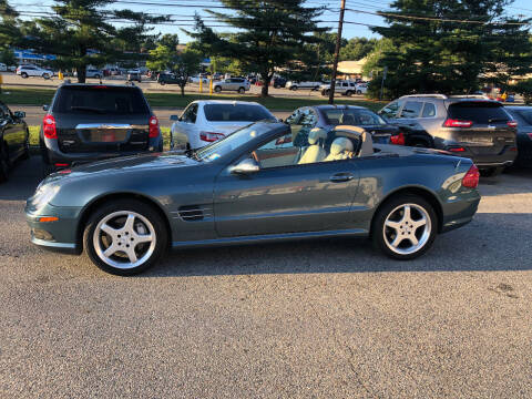 2003 Mercedes-Benz SL-Class for sale at Matrone and Son Auto in Tallman NY