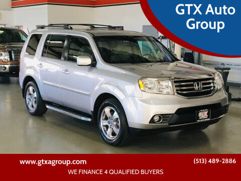 2012 Honda Pilot for sale at GTX Auto Group in West Chester OH