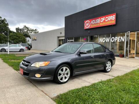 2008 Subaru Legacy for sale at HOUSE OF CARS CT in Meriden CT