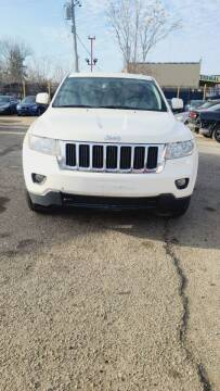 2012 Jeep Grand Cherokee for sale at Automotive Center in Detroit MI