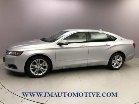 2014 Chevrolet Impala for sale at J & M Automotive in Naugatuck CT