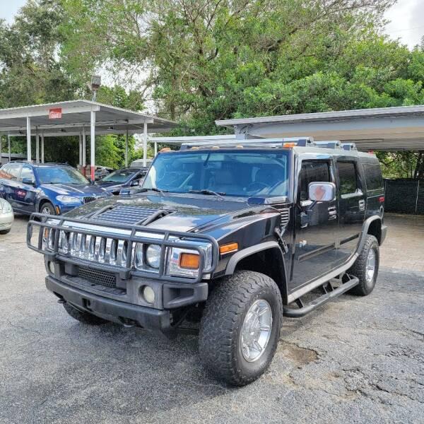 2004 HUMMER H2 for sale at America Auto Wholesale Inc in Miami FL