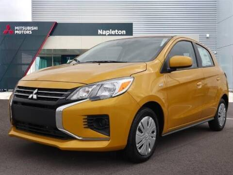 2021 Mitsubishi Mirage for sale at Napleton Autowerks in Springfield MO