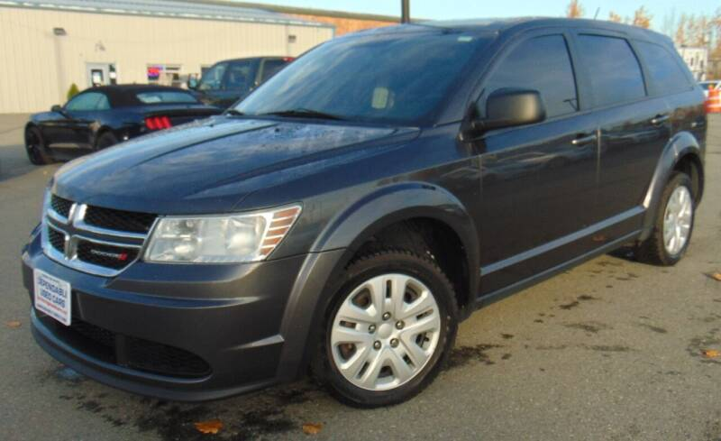 2015 Dodge Journey for sale at Dependable Used Cars in Anchorage AK