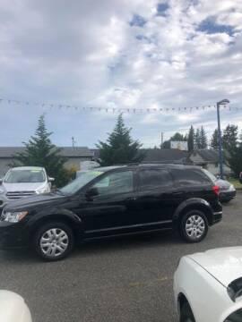 2019 Dodge Journey for sale at MK MOTORS in Marysville WA