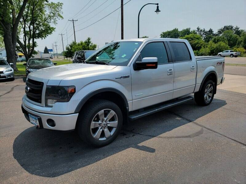2013 Ford F-150 for sale at Premier Motors LLC in Crystal MN