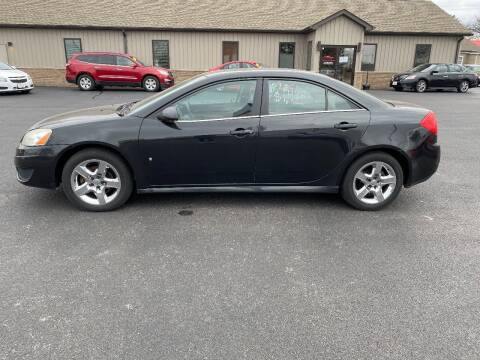 2010 Pontiac G6 for sale at Approved Automotive Group in Terre Haute IN