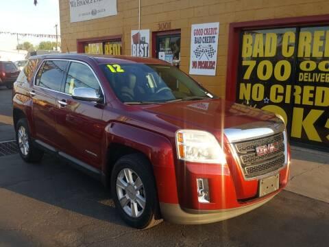 2012 GMC Terrain for sale at Sunday Car Company LLC in Phoenix AZ