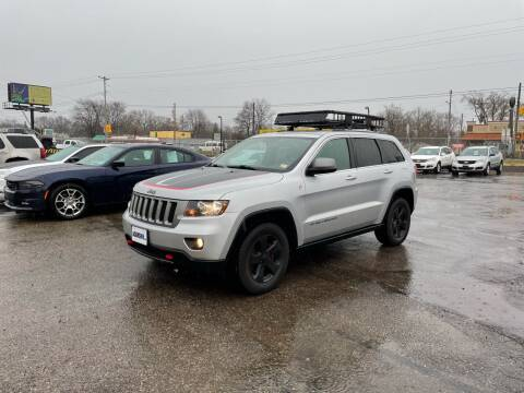 2013 Jeep Grand Cherokee for sale at Dean's Auto Sales in Flint MI
