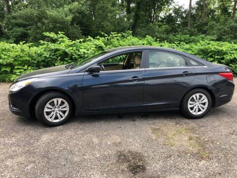 2011 Hyundai Sonata for sale at KINGSTON AUTO SALES in Wakefield RI