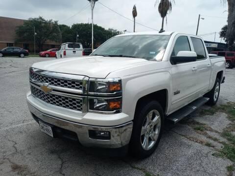2015 Chevrolet Silverado 1500 for sale at RICKY'S AUTOPLEX in San Antonio TX