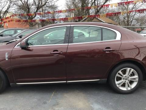 2010 Lincoln MKS for sale at Chambers Auto Sales LLC in Trenton NJ