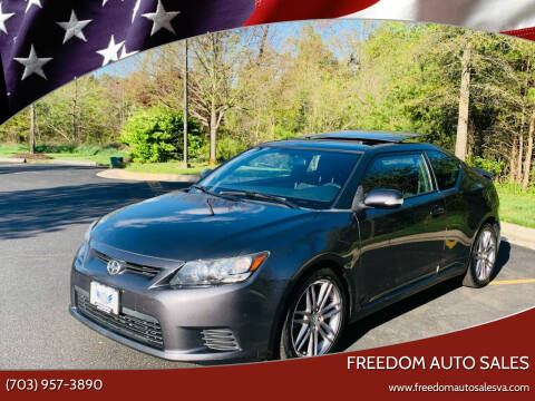 2012 Scion tC for sale at Freedom Auto Sales in Chantilly VA