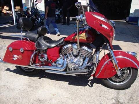 2014 Indian Chieftain