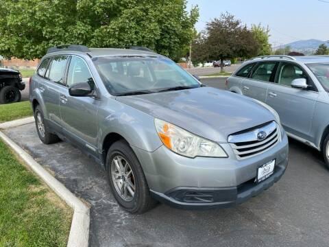 2011 Subaru Outback for sale at Auto Image Auto Sales in Pocatello ID