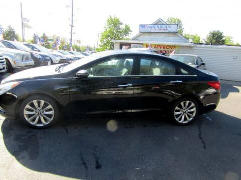 2011 Hyundai Sonata for sale at American Auto Group Now in Maple Shade NJ
