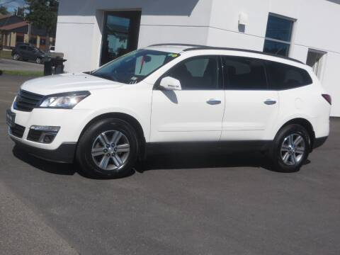 2015 Chevrolet Traverse for sale at Price Auto Sales 2 in Concord NH