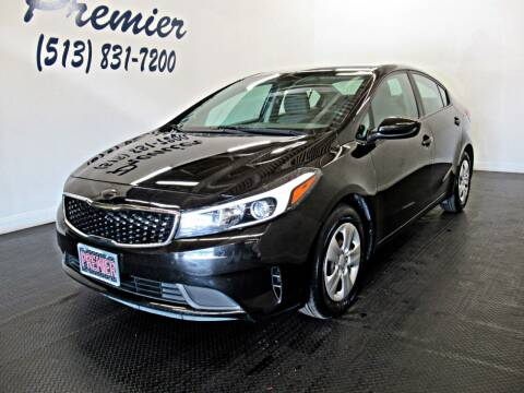 2017 Kia Forte for sale at Premier Automotive Group in Milford OH
