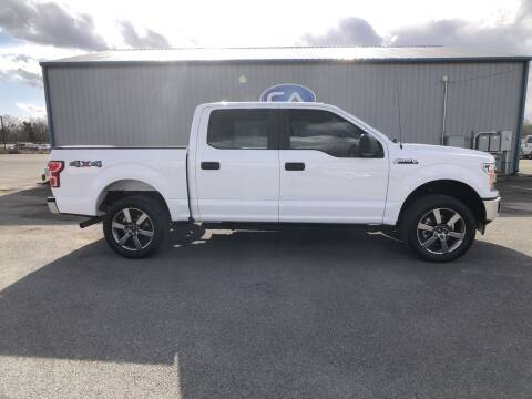 2018 Ford F-150 for sale at City Auto in Murfreesboro TN