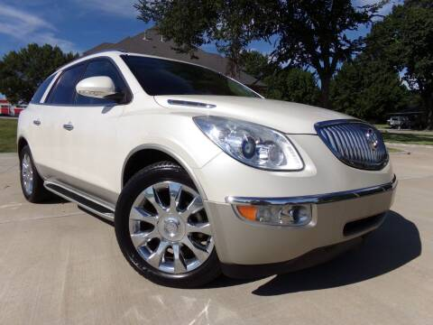2011 Buick Enclave for sale at Calvary Motors, Inc. in Bixby OK