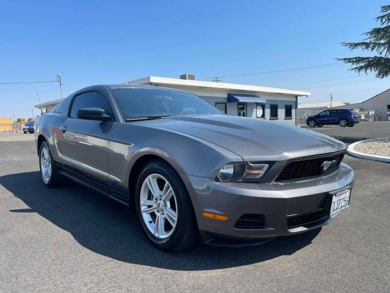 2010 Ford Mustang for sale at Approved Autos in Sacramento CA
