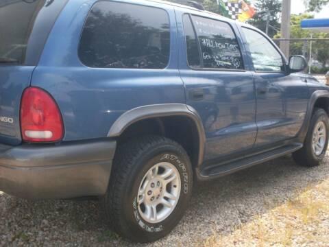 2002 Dodge Durango for sale at Flag Motors in Islip Terrace NY