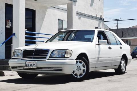 1996 Mercedes-Benz S-Class for sale at Fastrack Auto Inc in Rosemead CA