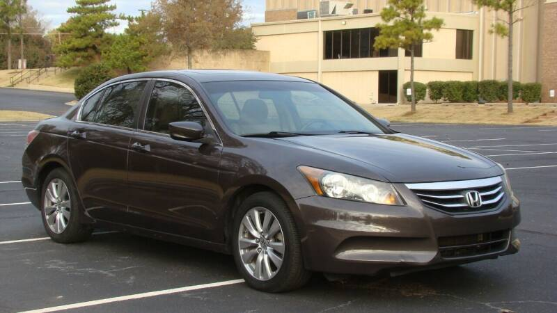 2011 Honda Accord for sale at Red Rock Auto LLC in Oklahoma City OK