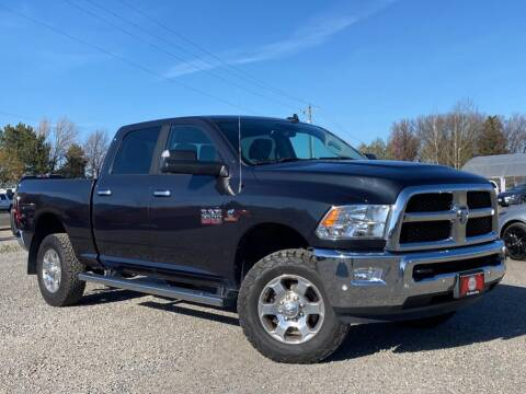 2018 RAM Ram Pickup 3500 for sale at The Other Guys Auto Sales in Island City OR
