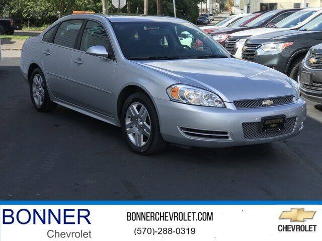 2014 Chevrolet Impala Limited for sale at Bonner Chevrolet in Kingston PA