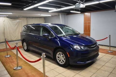 2018 Chrysler Pacifica for sale at Adams Auto Group Inc. in Charlotte NC