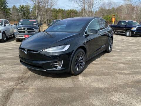 2019 Tesla Model X for sale at AutoMile Motors in Saco ME