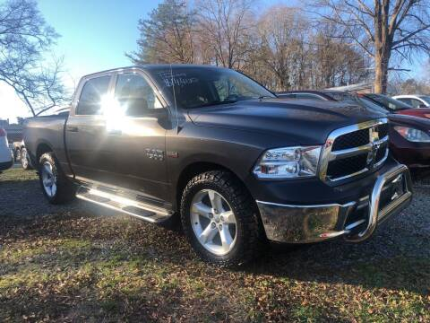 2014 RAM Ram Pickup 1500 for sale at Venable & Son Auto Sales in Walnut Cove NC