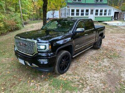 2018 GMC Sierra 1500 for sale at Worthington Air Automotive Inc in Williamsburg MA