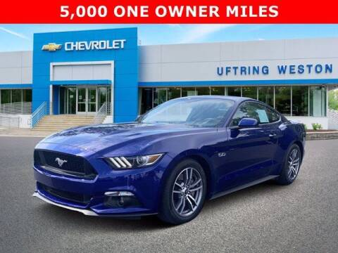 2016 Ford Mustang for sale at Uftring Weston Pre-Owned Center in Peoria IL