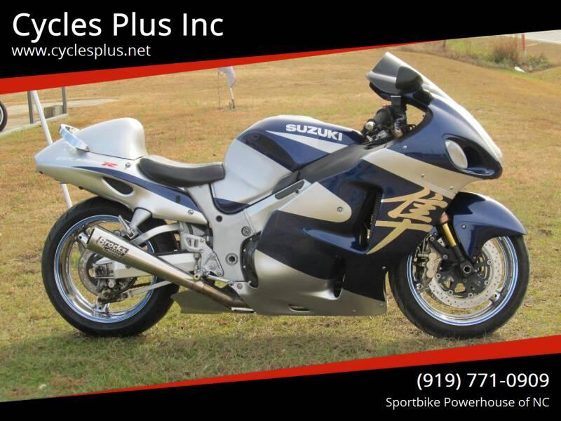 2004 Suzuki Hayabusa for sale at Cycles Plus Inc in Garner NC