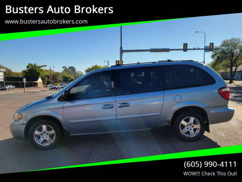 2005 Dodge Grand Caravan for sale at Busters Auto Brokers in Mitchell SD