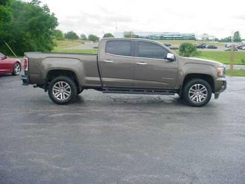 2015 GMC Canyon for sale at Westview Motors in Hillsboro OH