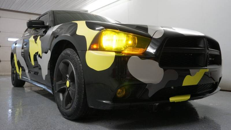 2014 Dodge Charger for sale at World Auto Net in Cuyahoga Falls OH