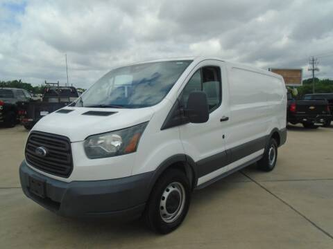 2016 Ford Transit Cargo for sale at Premier Foreign Domestic Cars in Houston TX